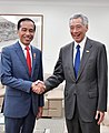 Joko Widodo and Lee Hsien Loong at The Istana, Singapore in 2019.jpg