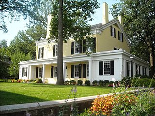 Joseph Henry House United States historic place