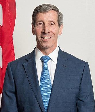 Joseph Simons - Official FTC photo