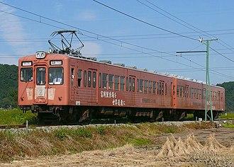 Jōshin Dentetsu Jōshin Line - Image: Joshin 204