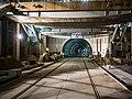 Journées européennes du patrimoine 2015 - Visite du chantier du tunnel de la ligne du tramway T6 dans la forêt de Meudon - RATP (21349213948).jpg