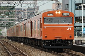 Jr w103 series Internal reform(refurbishment)40n.JPG