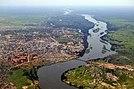 Dżuba, stolica Sudanu del Sud.jpg
