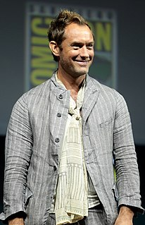 Jude Law English actor