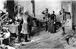 Juliette Dodu - Juliette Dodu in 1870 by Ernest Jean Delahaye.