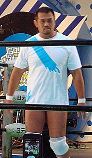 Jun Akiyama Japanese professional wrestler