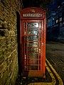 K6 Telephone Kiosk Adjoining Castle Wall, Lenton Road, Nottingham (3).jpg