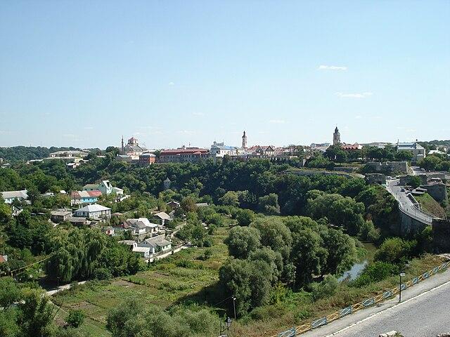 Kamjanez-Podilskyj