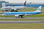 KLM Cityhopper, PH-EZW, Embraer ERJ-190STD (28398043461).jpg