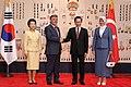 KOCIS President Lee Myung-bak and President Abdulla Gül of Turkey (4702791246).jpg