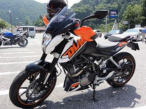 KTM 200 Duke - Wikipedia