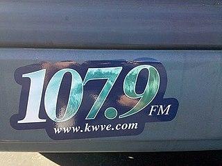 KWVE-FM Christian radio station in San Clemente, California, United States