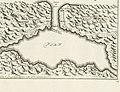 Kaart van de natuurlijke haven van Puerto de Pasajes, 1726 Plan du Port du Passage en Espagne (titel op object) Les Forces de l'Europe, Asie, Afrique et Amerique Comme aussi les Cartes des Côtes de , RP-P-OB-83.035-128.jpg