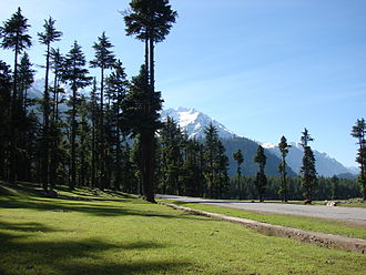 Pashtunistan - Kalam, Swat District in Khyber Pakhtunkhwa, Pakistan