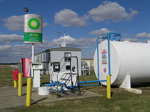 Kalamazoo/Battle Creek International Airport - The KPA Fueling Center