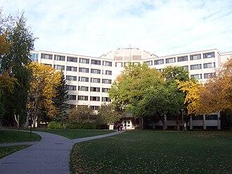 University of Calgary - Kananaskis Hall