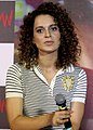 Kangana Ranaut at the launch of 'Simran' trailer.jpg
