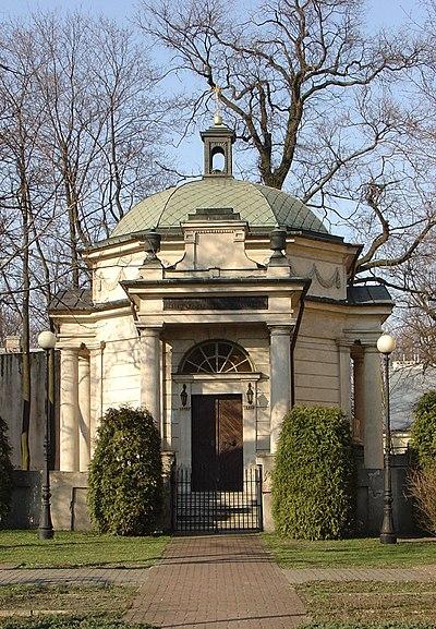 Kaplica pw. św. Krzyża w Siedlcach