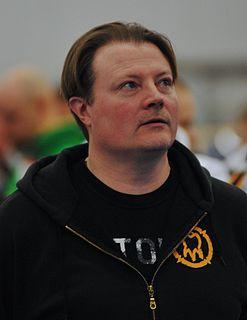 Kari Hietalahti Finnish actor and screenwriter