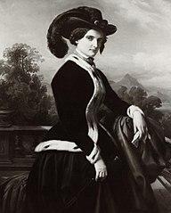 Portrait of Amalie Cockerill