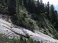 Karwendel- Wege unterhalb der Viererspitze - geo.hlipp.de - 15861.jpg