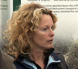 Kate Humble, Monmouth Show.jpg