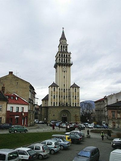 Cathedral of St. Nicholas, Bielsko-Biała