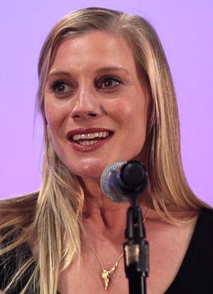 Katee Sackhoff - Katee Sackhoff in May 2015