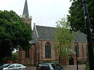 Katwijk aan den Rijn - Image: Katwijk aan den Rijn Dorpskerk