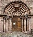 Kaysersberg, Eglise la Sainte-Croix-PM 49833.jpg