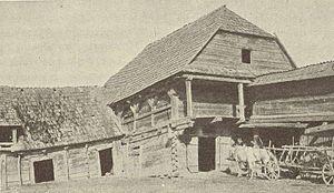 Kazimierz Dolny - Ulanowski's tannery (Garbarnia Ulanowskich) in Kazimierz Dolny