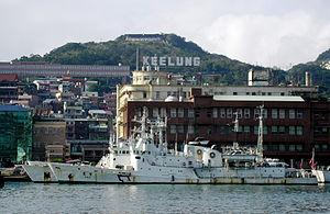 海巡署500吨级巡防救难舰 (宝星)