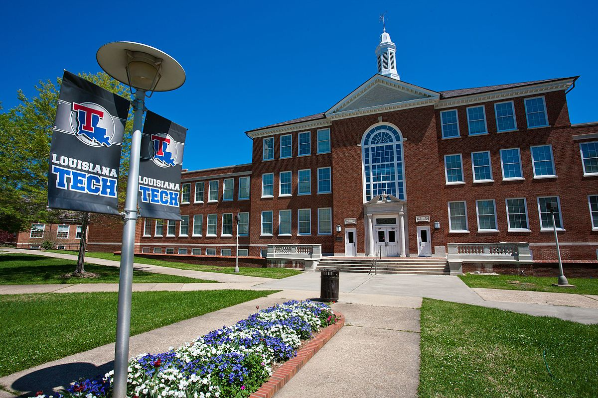 La Tech University >> History Of Louisiana Tech University Wikipedia