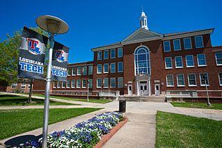 History of Louisiana Tech University