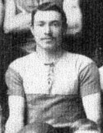 Ken McKenzie (Australian rules footballer) - Image: Ken Mc Kenzie, Port Adelaide, 1890
