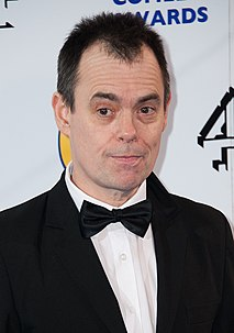 Kevin Eldon British actor and comedian