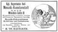 Kgl Bayerische Hofmosaik-Kunstanstalt Inserat.png