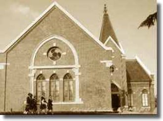 Kwansei Gakuin University - Branch Memorial Chapel