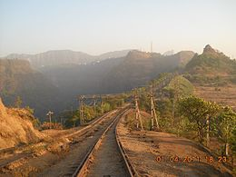 Khandala Reversing Station