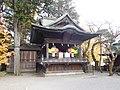 Kibuna at Utsunomiya Futaarayama Shrine.jpg