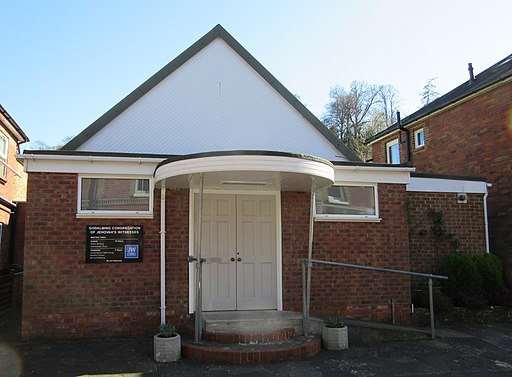 Kingdom Hall, Carlos Street, Godalming (April 2015) (3)