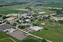 Kirkwood Community College Campus Map.Kirkwood Community College Wikipedia