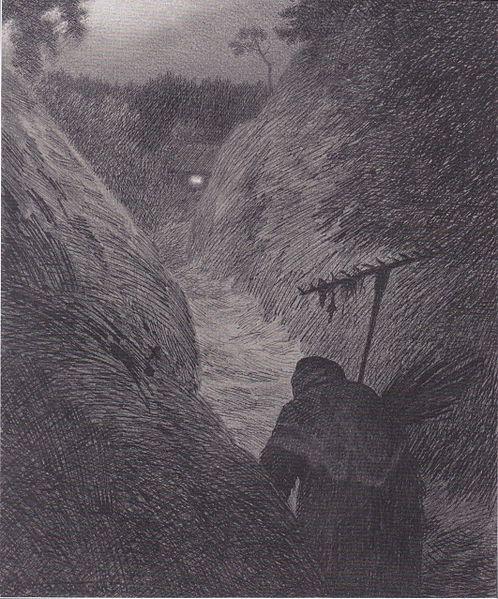 Archivo:Kittelsen - Die Pest kommt - 1896.jpeg