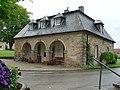 Kloster Hardehausen - Mühle Eingang.jpg