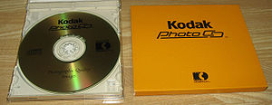 Photo CD - Kodak Photo CD and packaging