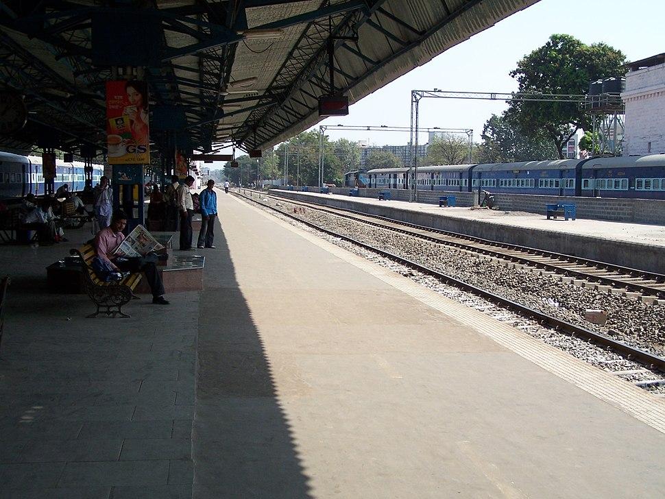 Kolhapur railway station