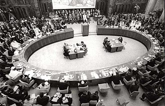 Non-Aligned Movement - 1st summit, Belgrade