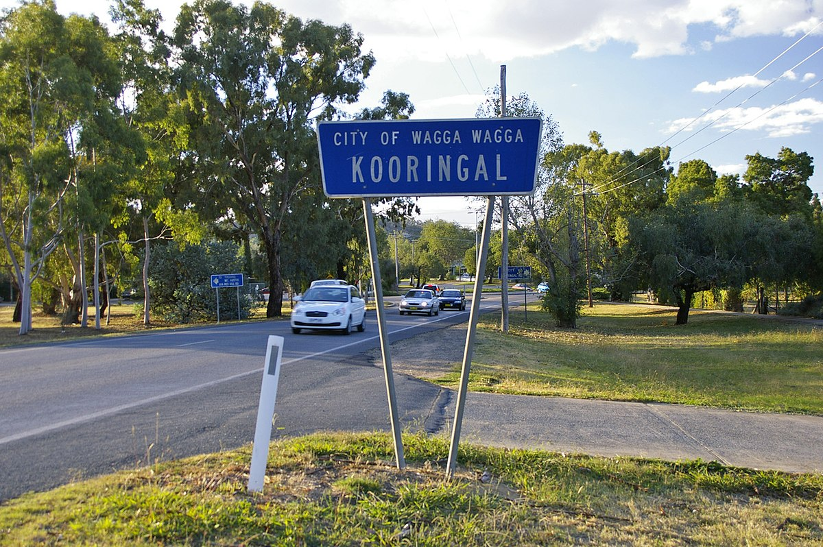 Kooringal New South Wales Wikipedia