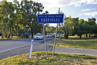 Kooringal, New South Wales Suburb of Wagga Wagga, New South Wales, Australia