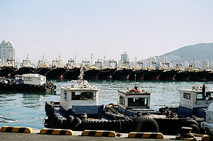 Jagalchi Market - Image: Korea Busan Jagalchi Market 09